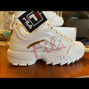 Fila women's size 10 shoes